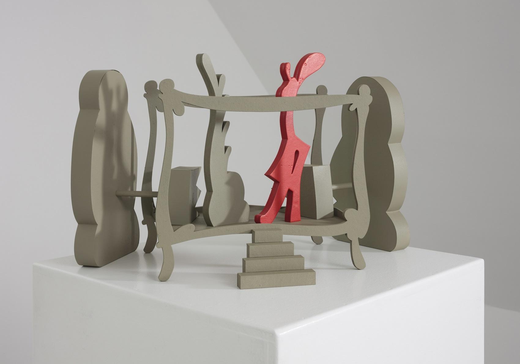 Edwin Burdis: Maquettes