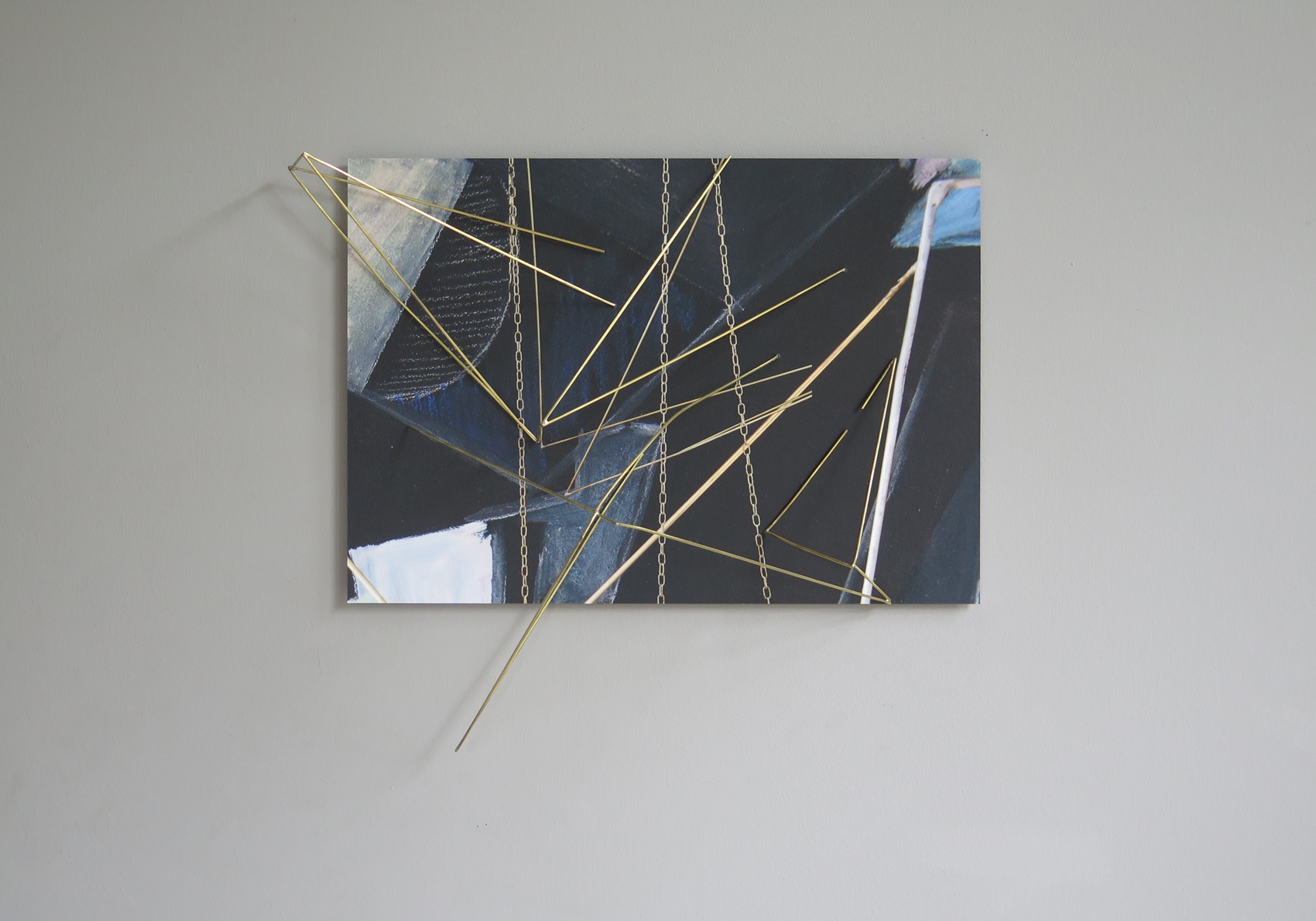 Sara Barker, On A Possible/point Of Site, 2015