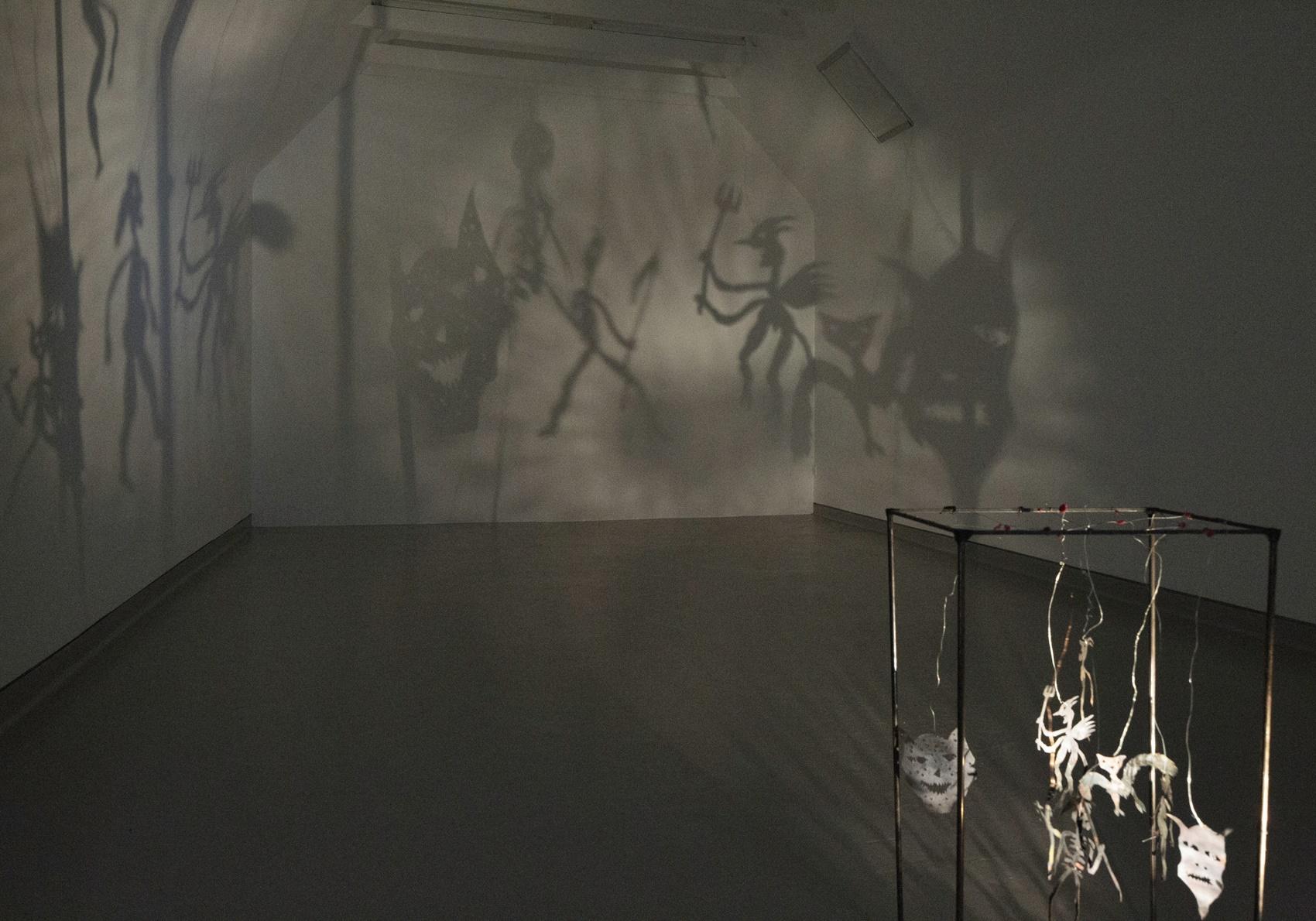 Christian Boltanski: Theatre D'ombres