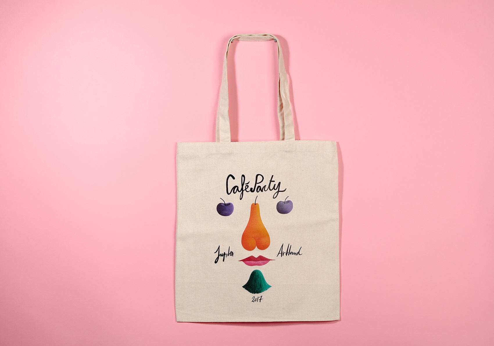Café Party Tote Bag