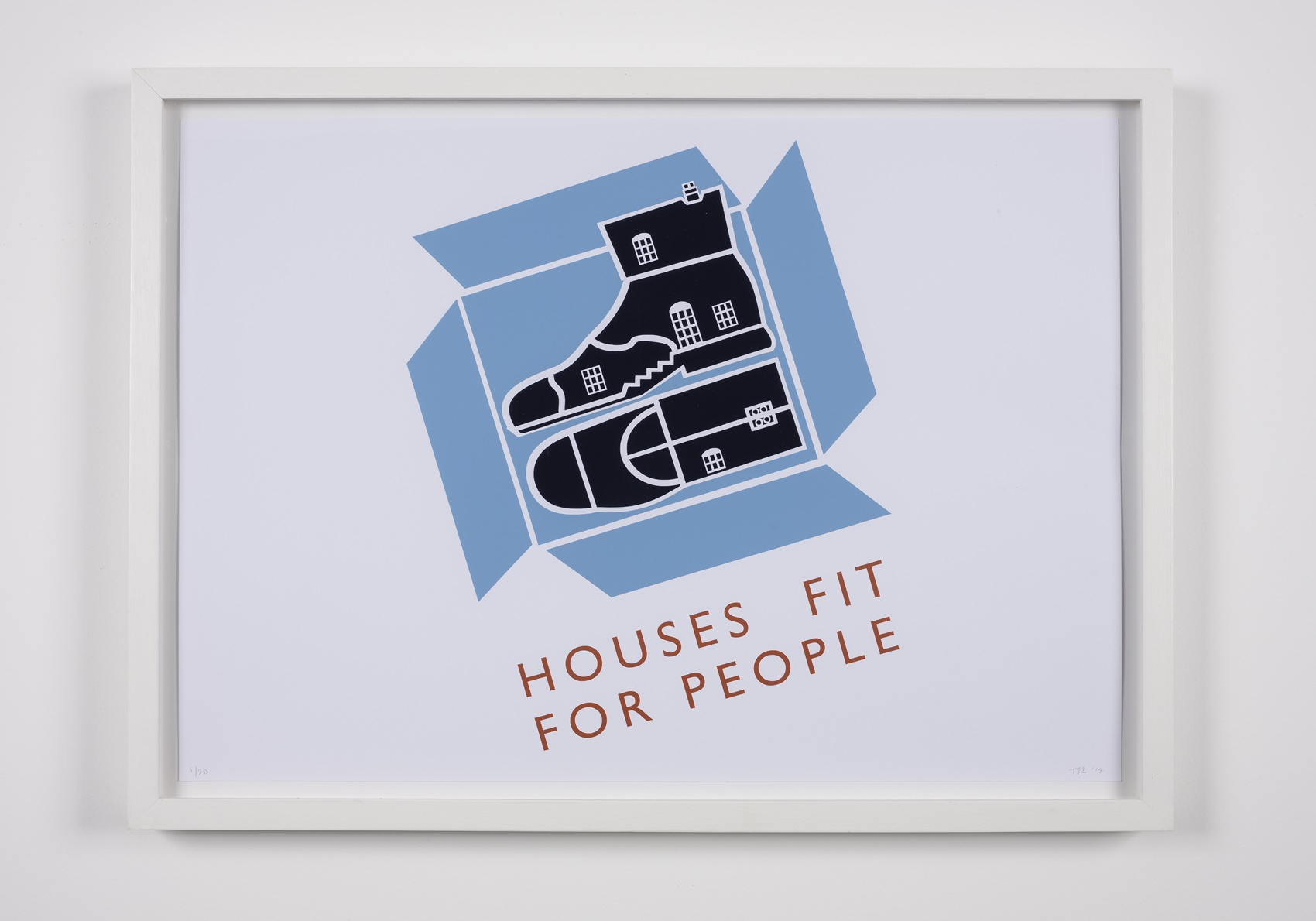 Tessa Lynch, Houses Fit For People, 2014