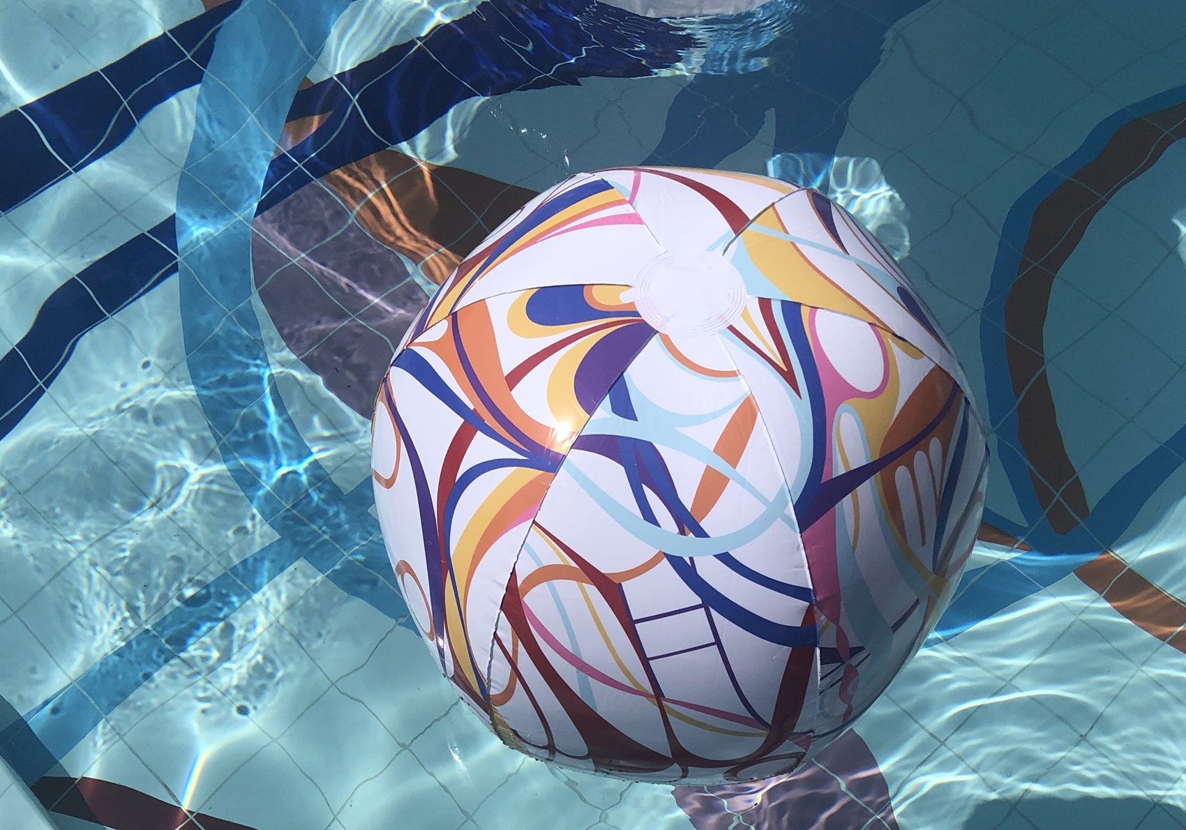 Gateway Inflatable Ball