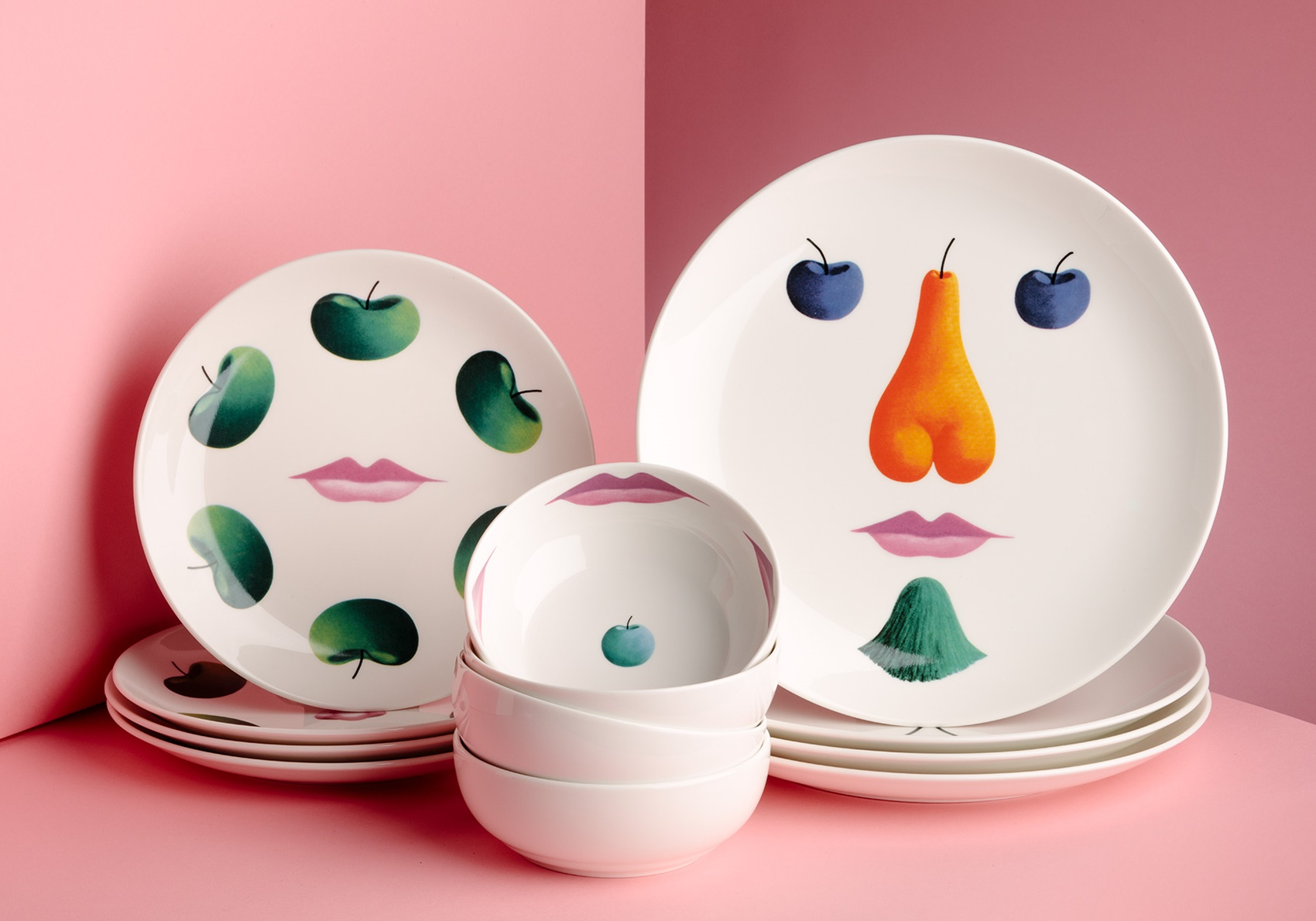 Café Party Dinner Set for 4 – Limited Edition of 100