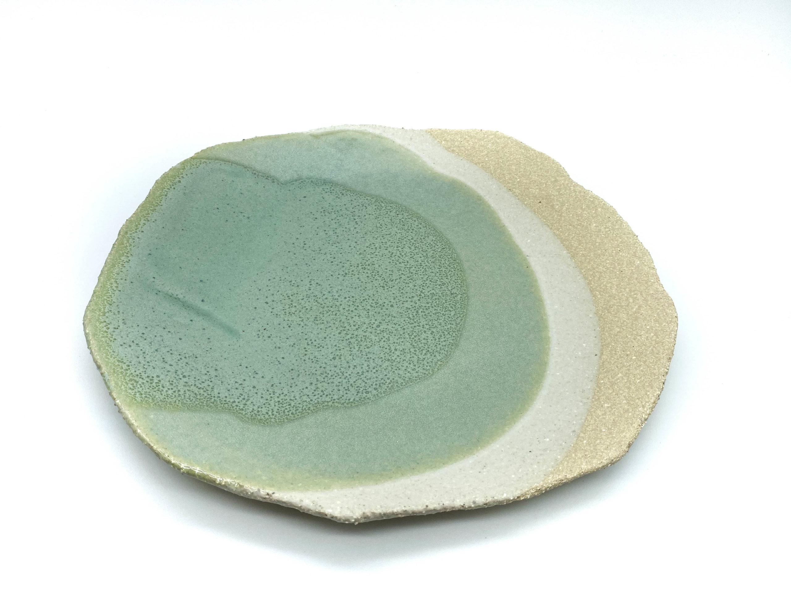 Dinner Plate – Green