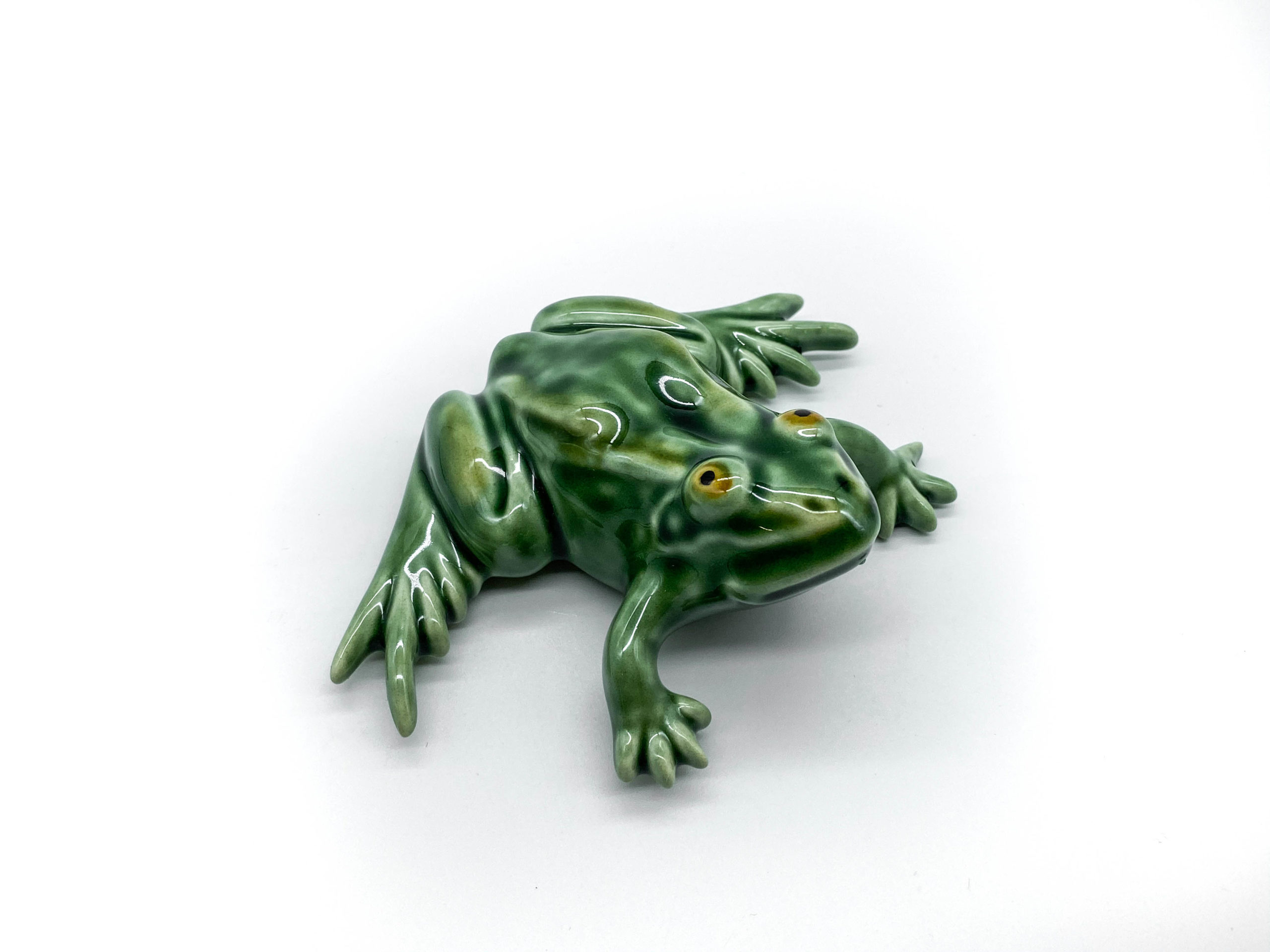Small Ceramic Frog