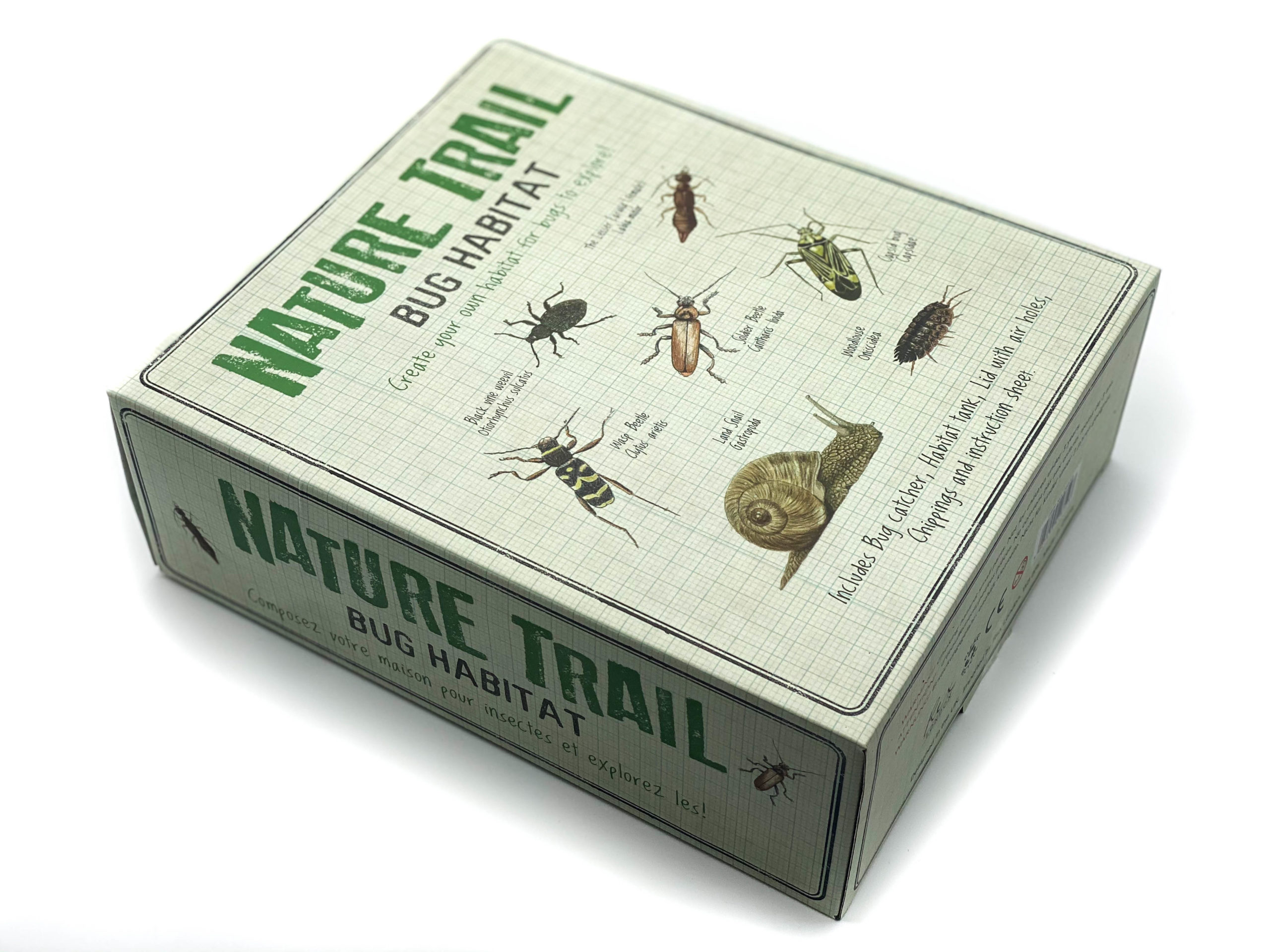 Alt for Make Your Own Bug Habitat