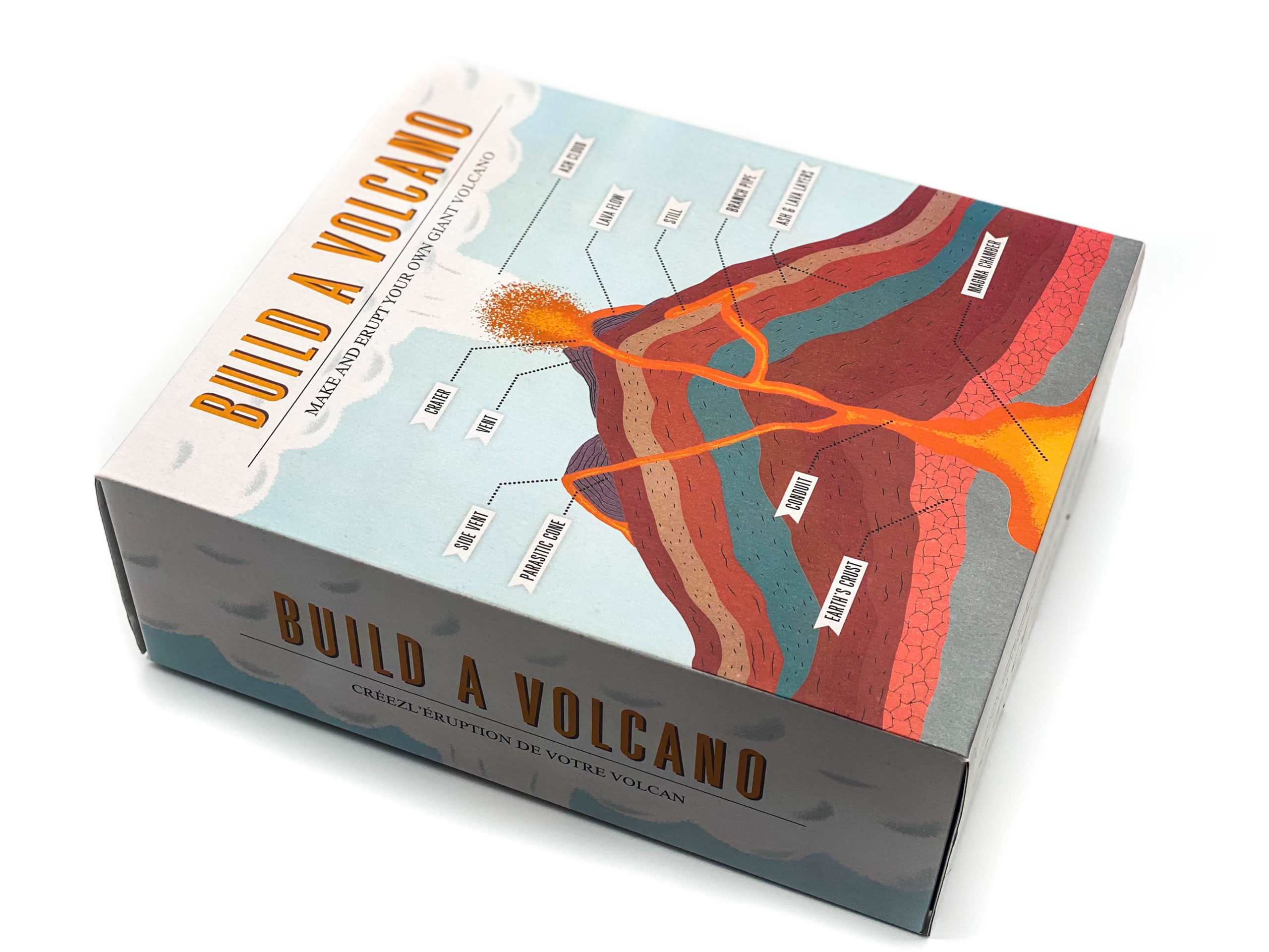 Alt for Build a Volcano Kit