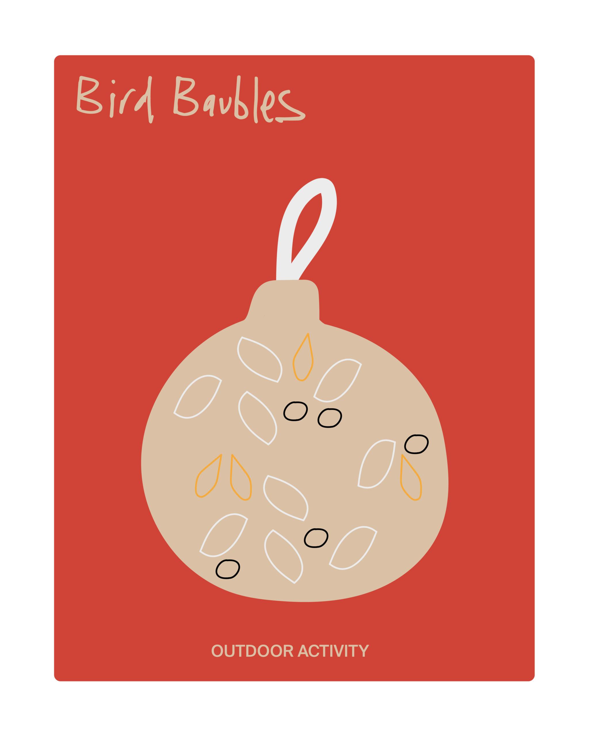 Bird Baubles