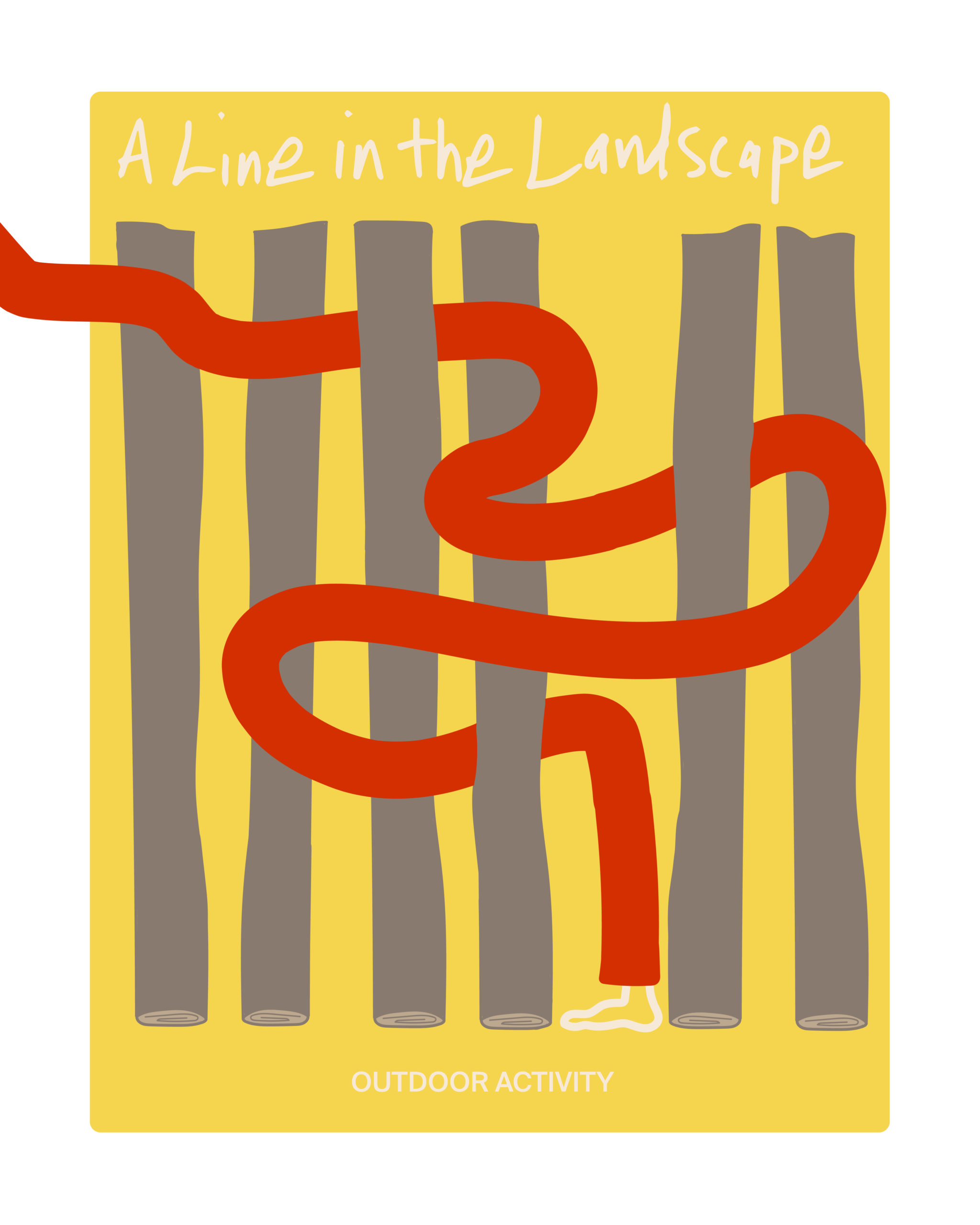 A Line in the Landscape