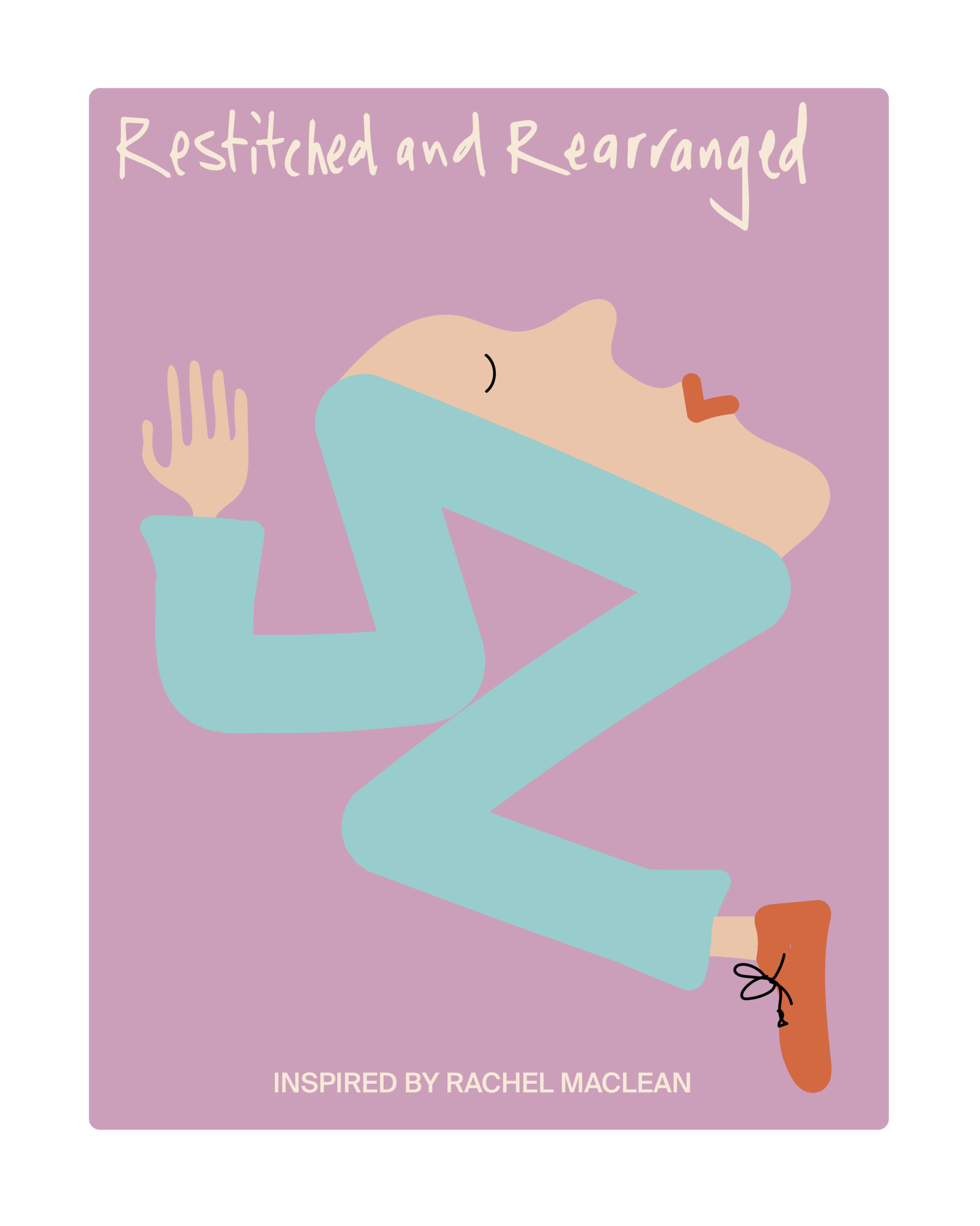 RESTITCHED AND REARRANGED
