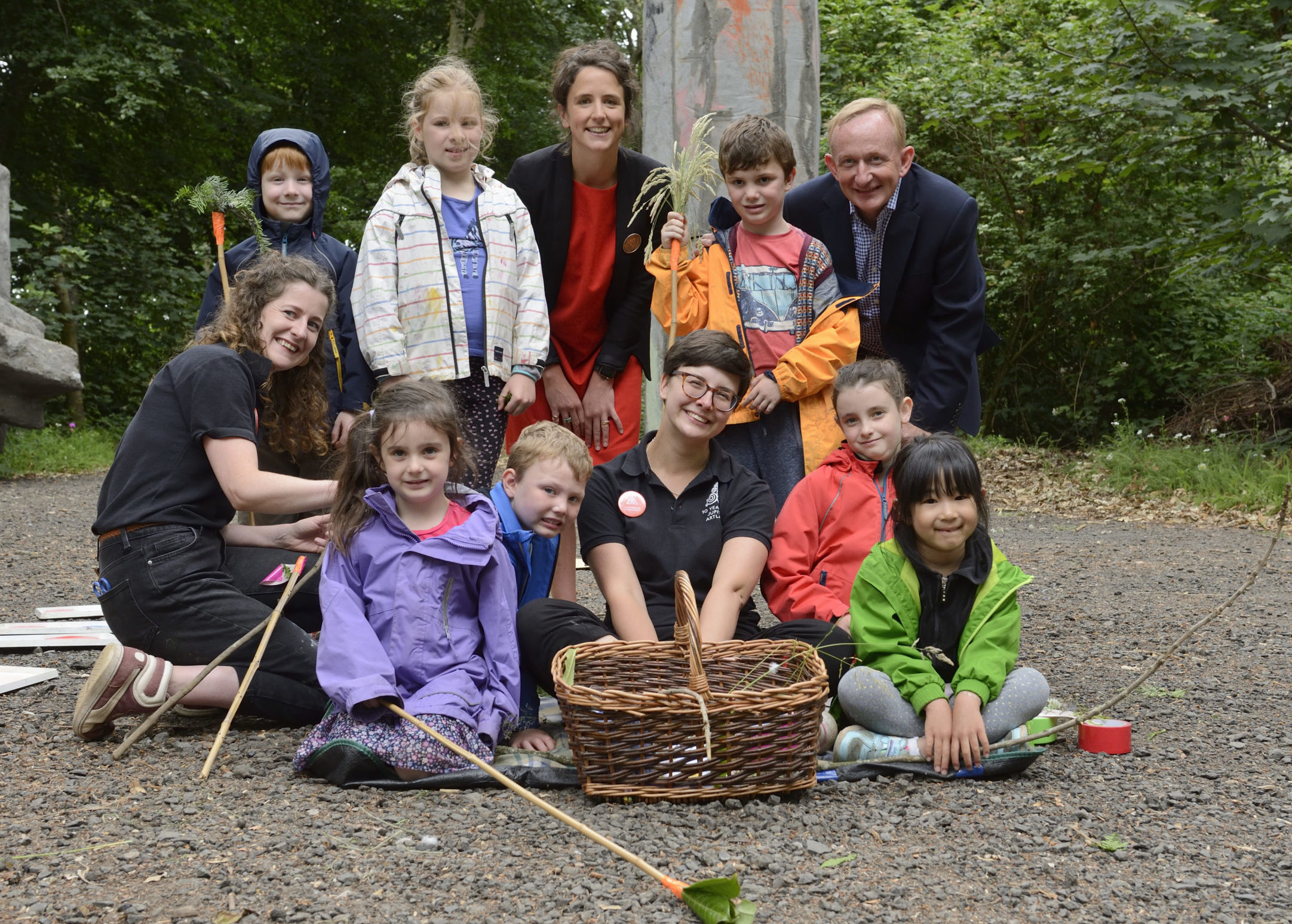 Outdoor Learning in Nature